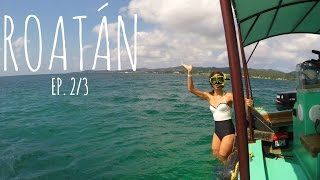 Roatán, Honduras - Ep. 2: Little French Key - La Cooquette Travels