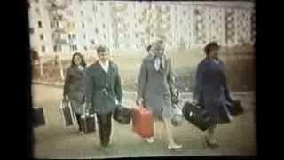 Набережные Челны  1973 год кинохроника в цвете.