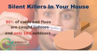 Indoor Pollution  Portect Yourself From Indoor Pollutants by Health life