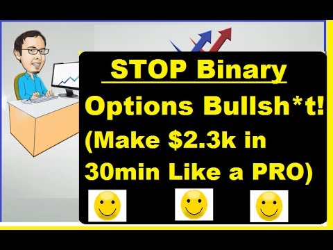 Make $2,300 in 30min Binary Options SECRET EXPOSED!!!! (#3)