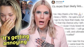 Trisha Paytas reveals TRUTH about Jeffree Star...