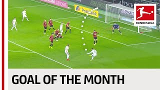 Download Video Top 10 Goals November - Vote For The Goal Of The Month MP3 3GP MP4
