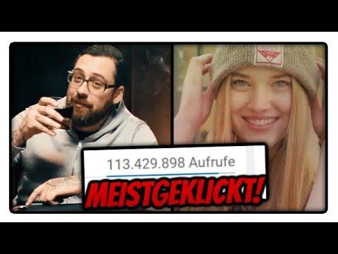 Die MEISTGEKLICKTEN DEUTSCHSPRACHIGEN SONGS aller Zeiten!