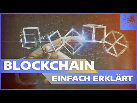 Wie funktioniert die Blockchain? -- Einfach erklärt!