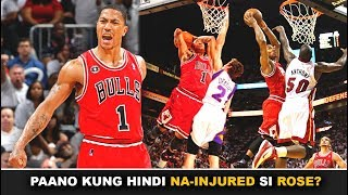 Bago sila Curry, Westbrook at Irving meron ng D-Rose na Halimaw! | Youngest MVP in the History!
