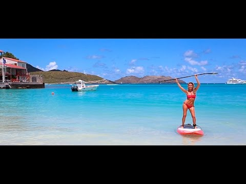 Pharrell Williams - Happy From St-Barth (official)