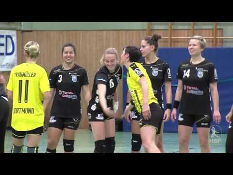 Handball DHB-Pokal Bor. Dortmund-Buxtehuder SV