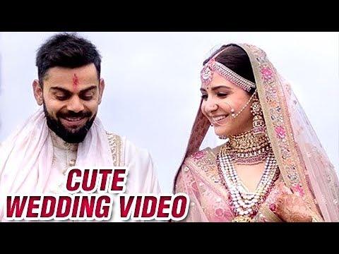 Anushka Sharma And Virat Kohli Marriage PHOTOS From Italy LEAKED! VIRUSHKA Tweeted