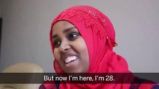 Somali refugee Fadumo Warsame describes settling in Syracuse