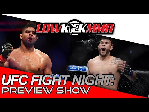 Ufc Fight Night Overeem Vs Sakai Preview Show Youtube
