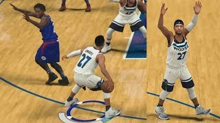 NBA 2K18 My Career - Give Beverley A Map! PS4 Pro 4K Gameplay