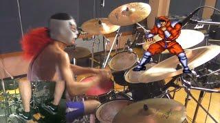 【スト2】ストリートファイターII メドレーを激しく叩いてみた! Street Fighter 2 All Stage Theme (DRUM COVER) thumbnail