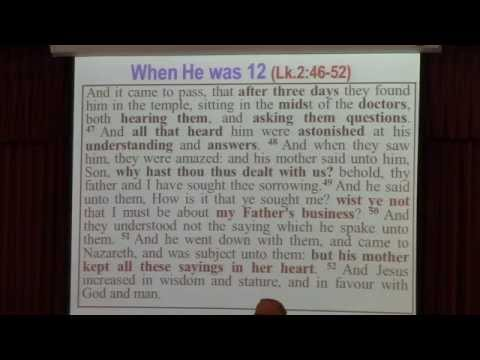 """A Wedding at Cana: John 2:1-12"" (9/14/15)"