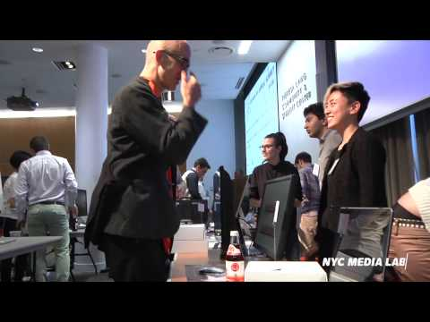 NYC Media Lab 2014 Annual Summit: Highlights