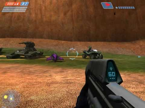 Some of my Halo CE Mods.