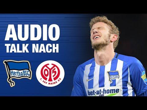 AUDIO-STIMMEN NACH MAINZ - Lazaro- Hertha BSC - Berlin - 2018 #hahohe