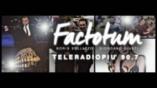 Parla con lei  - Intervista ad Andrea Delogu - Factotum