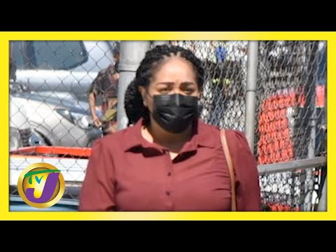Former NCB Bank Manager Andrea Gordon Admitted to Stealing $111M in Jamaica | TVJ News