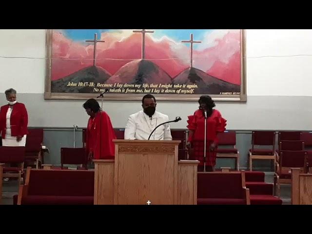 April 4th 2021 Jerriel Missionary Baptist Church Sunday Worship