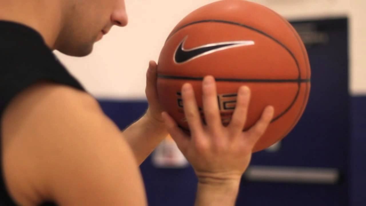 how to shoot a basketball with hand positions youtube