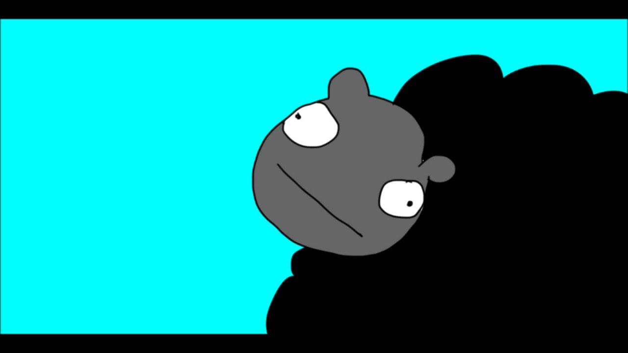 Ba Ba black sheep - animation - YouTube for Animated Black Sheep  35fsj