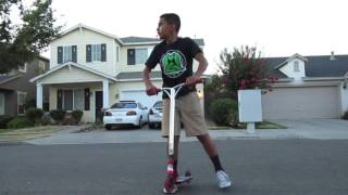 How to 180 Tailwhip