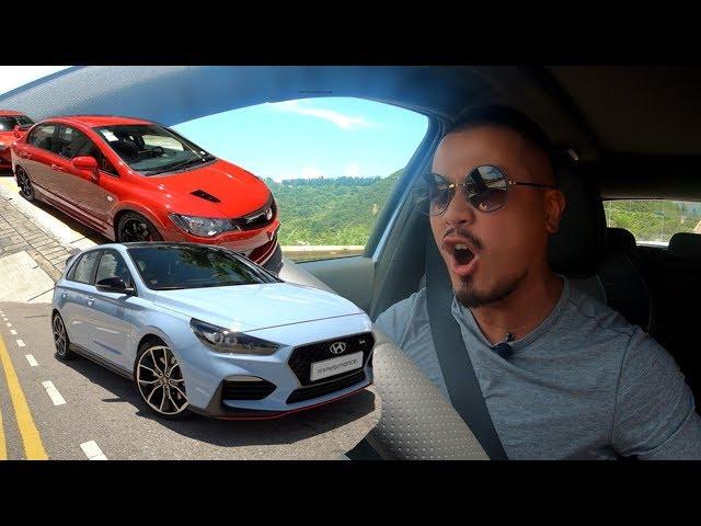 法拉利車主點睇韓國車? | Hyundai i30N | Mugen RR | VLOG |