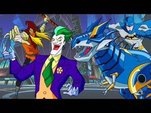 Batman Unlimited: Monster Mayhem   First 10 Minutes