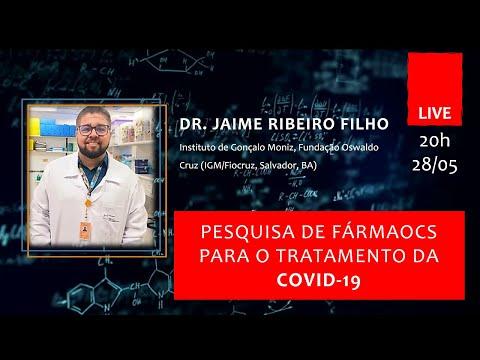 Pesquisa De Fármacos Para O Tratamento Da COVID-19