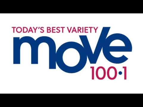 CIOO-FM: MOVE 100 Halifax - Station ID