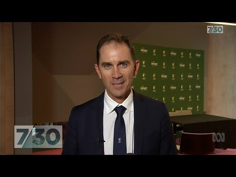 Cricket's new coach Justin Langer opens door for ball-tampering trio