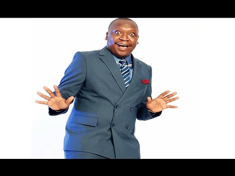 'SALVADO' STAGES ONE MAN COMEDY SHOW IN KIGALI