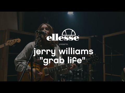 Jerry Williams - Grab Life   ellesse Make it Music