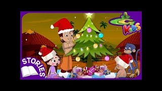 Christmas Story for kids with ..