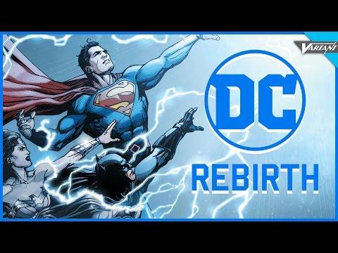 DC Rebirth: What's Happened So Far!