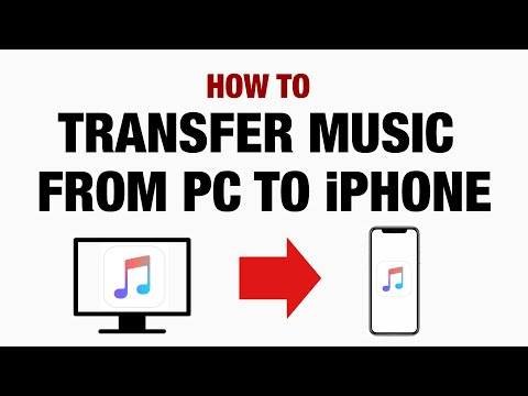 Step by step tutorial for adding music songs video photos from your computer or laptop to iPhone, Yo.