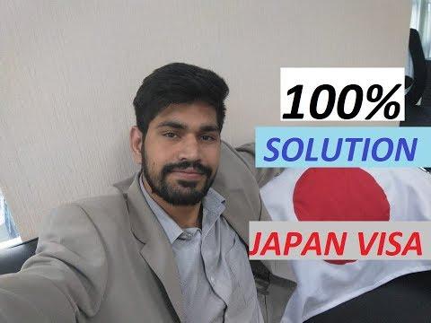 Japan Visa 100% Solution 2018