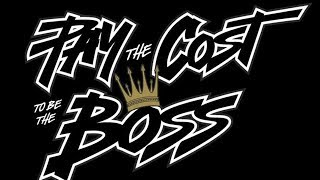 Pay the Cost to be the Boss: Recap - Nov 2013