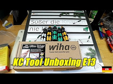KC Tool Unoboxing E13