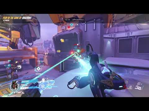 Overwatch- Zip-Zop You Got Bopped.