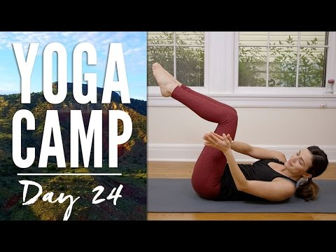 Yoga Camp - Day 24 - I Am In Control