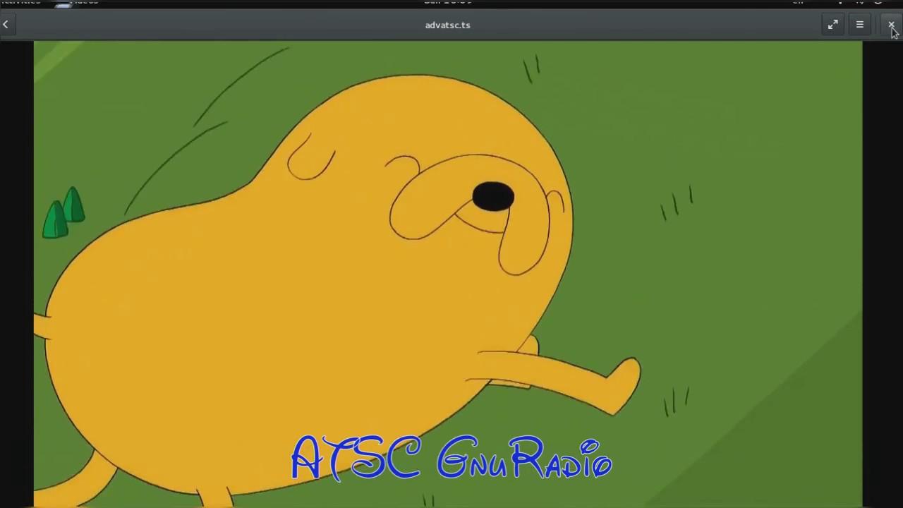 [solved]ATSC Gnuradio in Simulation has issue #1279 github gnuradio