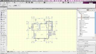 ArchiCAD Basic Training Lesson 1 | QuickStart Course Overview