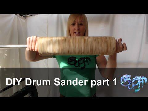 DIY Drum Sander part 1