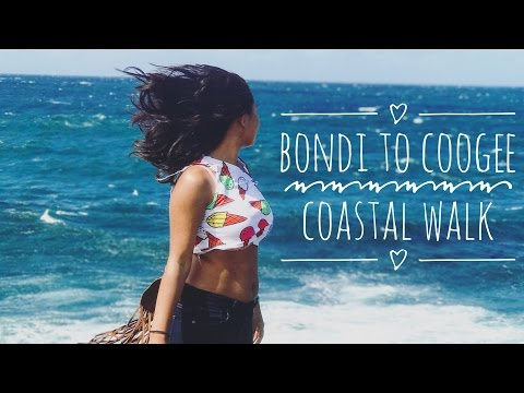 Things to do in Sydney | Bondi to Coogee Coastal Walk | Aust
