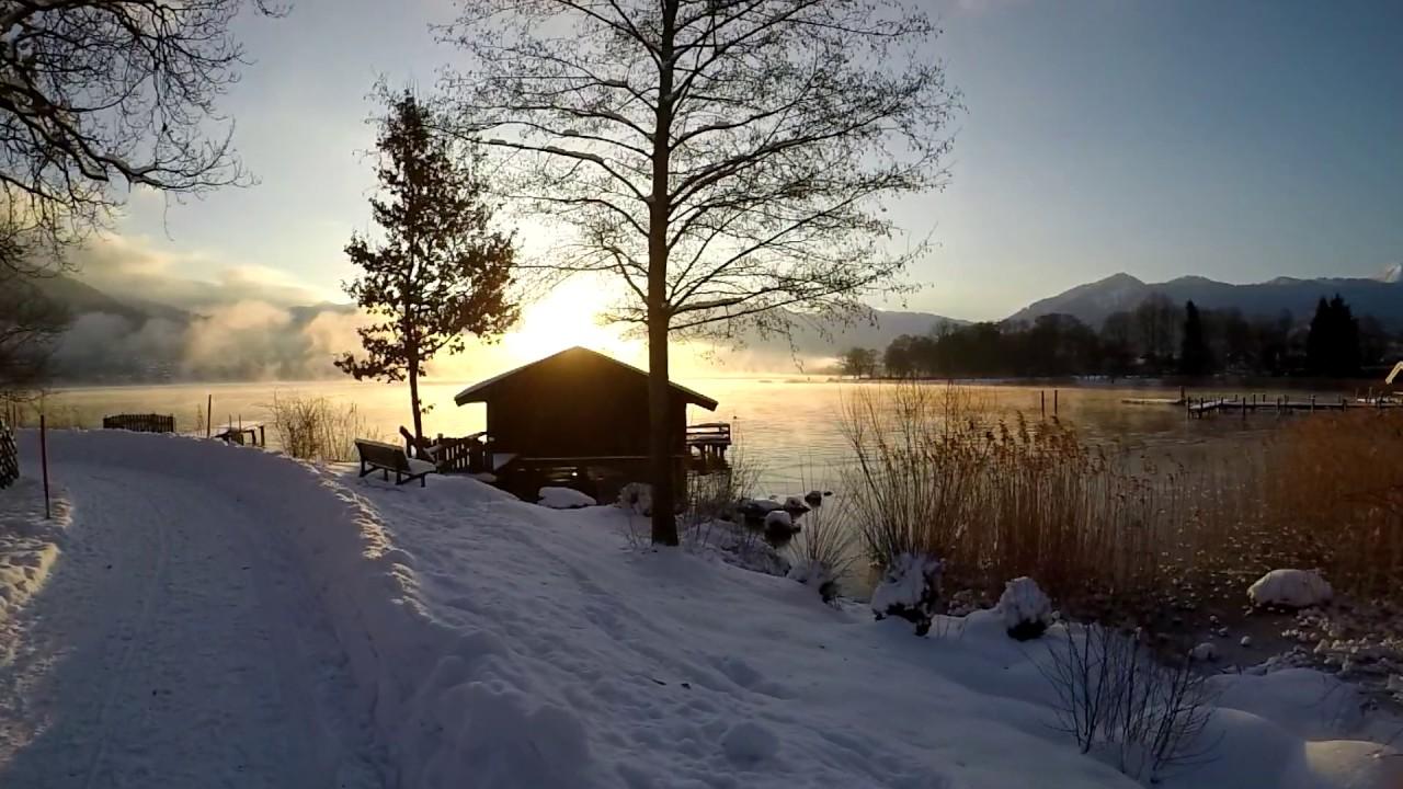 bad wiessee seepromenade winter 2017 youtube
