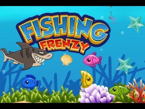 Fishing Frenzy - HTML Games