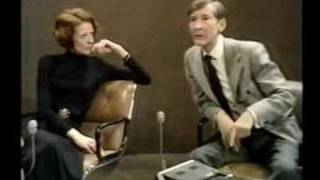 Kenneth Williams In A Heated Argument