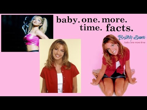 Britney Spears - ...Baby One More Time Facts
