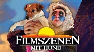 FILMSZENEN NACHSPIELEN mit Hund 2 | Joey's Jungle